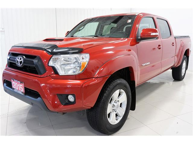 2015 Toyota Tacoma V6 (Stk: T19319A) in Sault Ste. Marie - Image 1 of 18