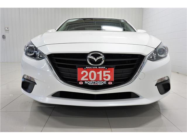 2015 Mazda Mazda3 GX (Stk: MP0565) in Sault Ste. Marie - Image 2 of 19