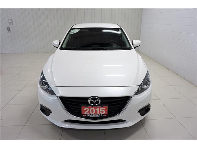 2015 Mazda Mazda3 GX (Stk: MP0565) in Sault Ste. Marie - Image 3 of 19