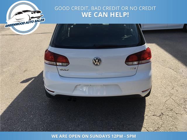 2012 Volkswagen Golf 2.0 TDI Comfortline (Stk: 12-23833) in Greenwood - Image 7 of 16