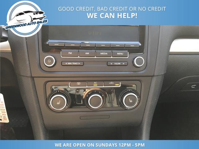 2012 Volkswagen Golf 2.0 TDI Comfortline (Stk: 12-23833) in Greenwood - Image 13 of 16