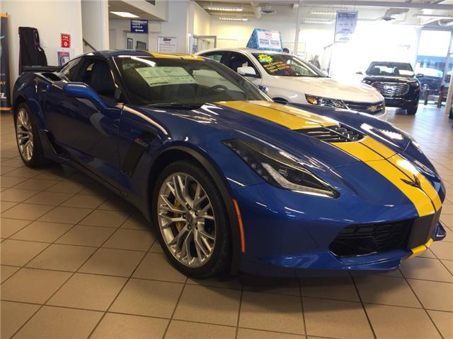 2019 Chevrolet Corvette Z06 (Stk: 178076) in AIRDRIE - Image 1 of 4