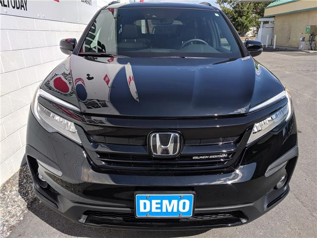 2019 Honda Pilot Black Edition (Stk: H504744) in North Cranbrook - Image 2 of 17
