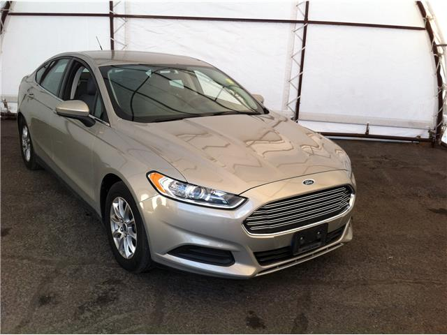 2015 Ford Fusion S (Stk: A8454C) in Ottawa - Image 1 of 22