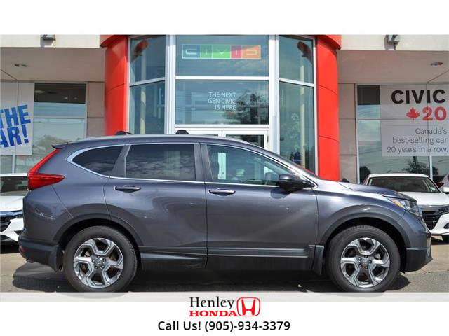 2017 Honda CR-V EX AWD SUNROOF ALLOY WHEELS BACK UP (Stk: B0872) in St. Catharines - Image 2 of 21