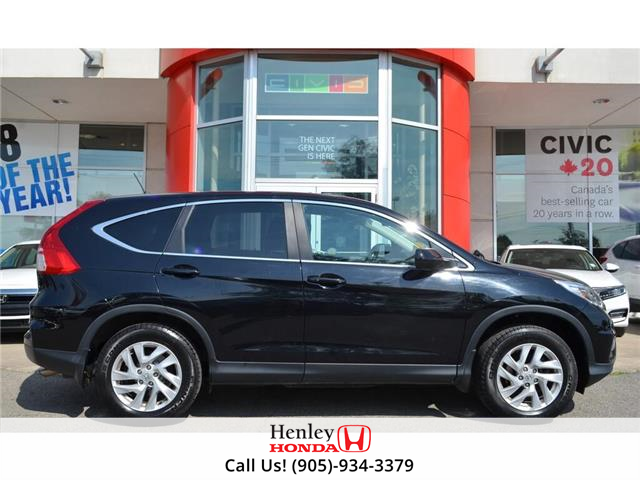 2016 Honda CR-V 2016 Honda CR-V - AWD BLUETOOTH HEATED SEATS  (Stk: R9528) in St. Catharines - Image 2 of 22