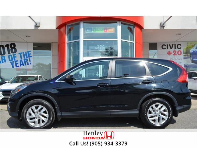 2016 Honda CR-V 2016 Honda CR-V - AWD BLUETOOTH HEATED SEATS  (Stk: R9528) in St. Catharines - Image 5 of 22