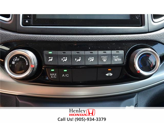 2016 Honda CR-V 2016 Honda CR-V - AWD BLUETOOTH HEATED SEATS  (Stk: R9528) in St. Catharines - Image 17 of 22