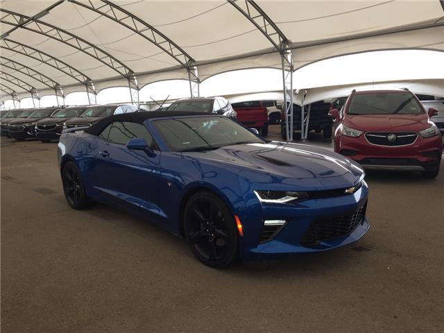 2018 Chevrolet Camaro 2SS (Stk: 175717) in AIRDRIE - Image 1 of 28