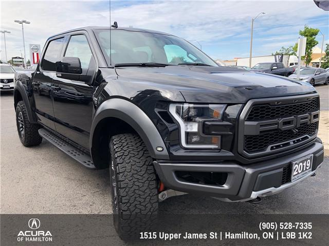 2019 Ford F-150 Raptor (Stk: 1916880) in Hamilton - Image 3 of 39