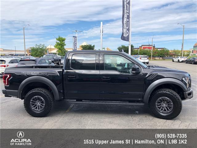 2019 Ford F-150 Raptor (Stk: 1916880) in Hamilton - Image 8 of 39