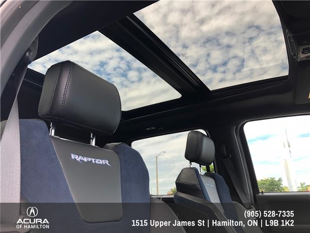 2019 Ford F-150 Raptor (Stk: 1916880) in Hamilton - Image 17 of 39