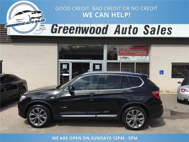 2015 BMW X3 xDrive28i (Stk: 15-56006) in Greenwood - Image 1 of 19