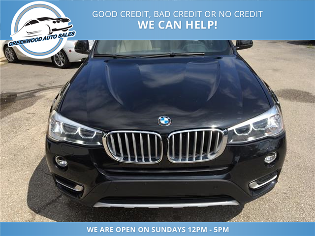 2015 BMW X3 xDrive28i (Stk: 15-56006) in Greenwood - Image 3 of 19