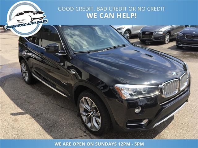 2015 BMW X3 xDrive28i (Stk: 15-56006) in Greenwood - Image 4 of 19