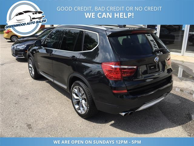 2015 BMW X3 xDrive28i (Stk: 15-56006) in Greenwood - Image 8 of 19