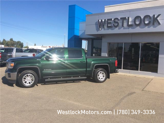 2015 GMC Sierra 1500 SLE (Stk: 19T251A) in Westlock - Image 2 of 13