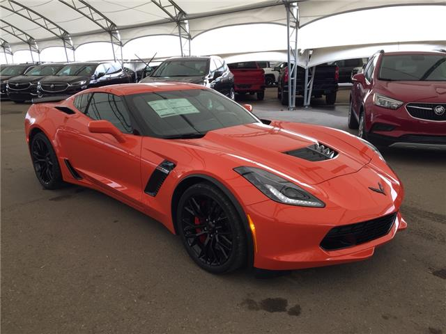 2019 Chevrolet Corvette Z06 (Stk: 176626) in AIRDRIE - Image 1 of 30