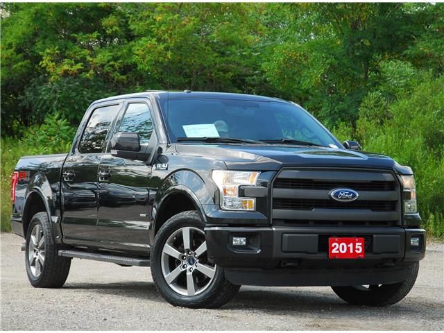 2015 Ford F-150 Lariat (Stk: 148790) in Kitchener - Image 1 of 19