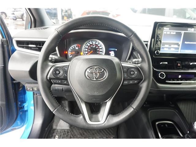 2019 Toyota Corolla Hatchback Base 6 SPEED MANUAL!!! at