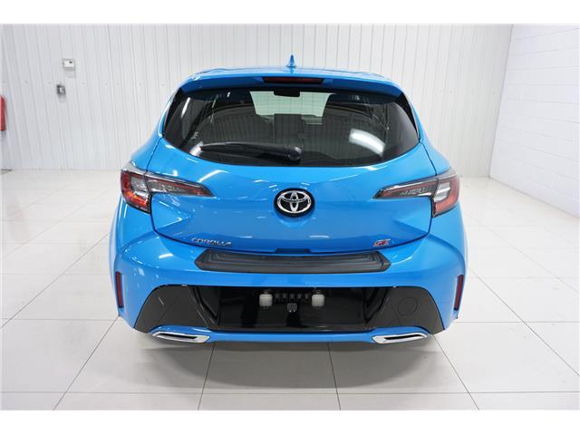 2019 Toyota Corolla Hatchback Base (Stk: P5432) in Sault Ste. Marie - Image 5 of 22