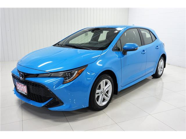 2019 Toyota Corolla Hatchback Base (Stk: P5432) in Sault Ste. Marie - Image 1 of 22