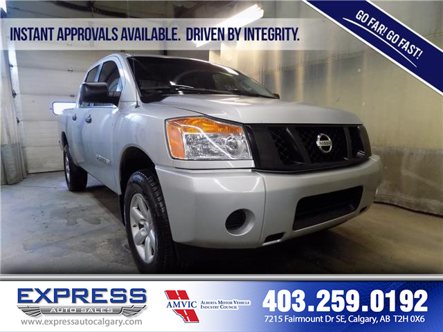 2014 Nissan Titan S (Stk: P15-1143A) in Calgary - Image 1 of 17