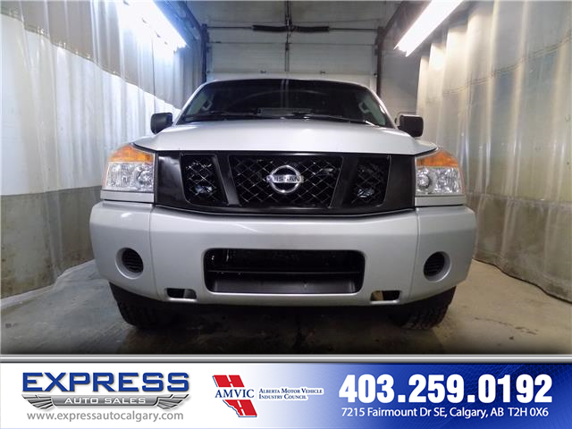 2014 Nissan Titan S (Stk: P15-1143A) in Calgary - Image 2 of 17