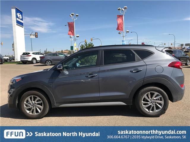 2018 Hyundai Tucson SE 2.0L (Stk: B7388) in Saskatoon - Image 7 of 19