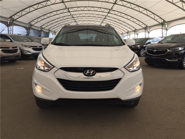 2015 Hyundai Tucson Limited (Stk: 177708) in AIRDRIE - Image 2 of 27
