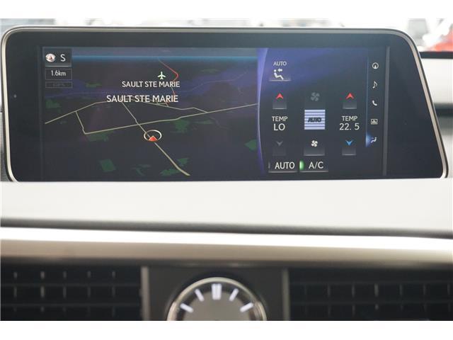 2018 Lexus RX 350 Base (Stk: P5149) in Sault Ste. Marie - Image 22 of 25