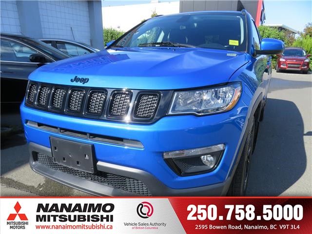 2018 Jeep Compass North (Stk: 9T2851A) in Nanaimo - Image 1 of 10
