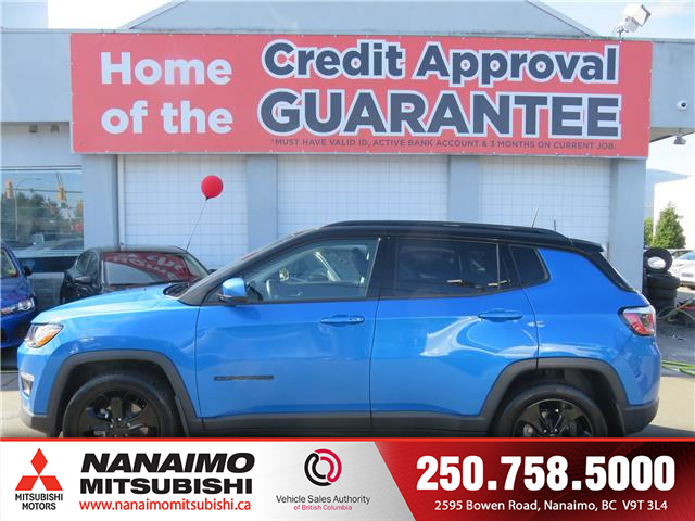 2018 Jeep Compass North (Stk: 9T2851A) in Nanaimo - Image 2 of 10