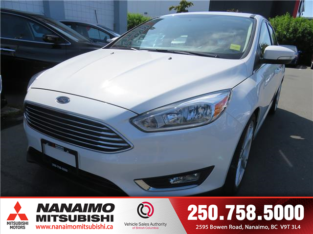 2016 Ford Focus Titanium (Stk: 9P1237A) in Nanaimo - Image 1 of 11