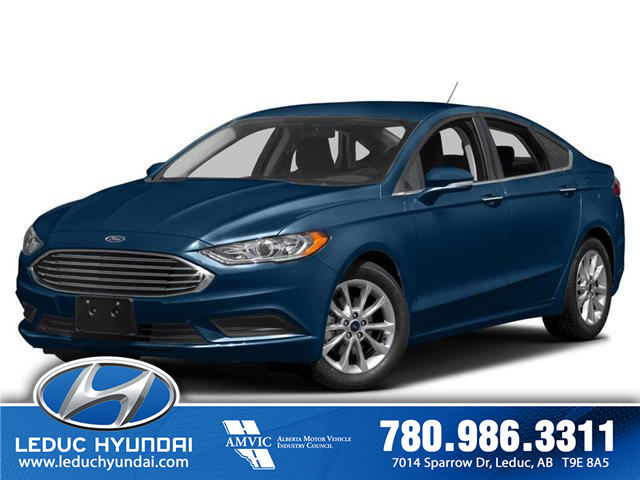 2017 Ford Fusion SE (Stk: L0152) in Leduc - Image 1 of 9