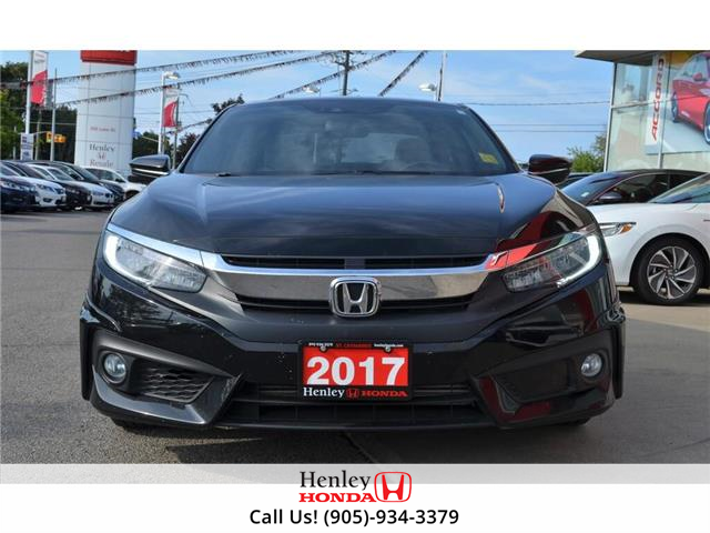 2017 Honda Civic Coupe 2017 Honda Civic Coupe - CVT Touring (Stk: B0886) in St. Catharines - Image 3 of 23