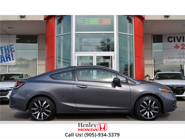 2015 Honda Civic Coupe Navigation (Stk: H18425A) in St. Catharines - Image 2 of 27