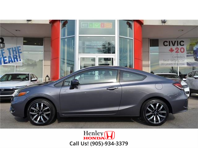 2015 Honda Civic Coupe Navigation (Stk: H18425A) in St. Catharines - Image 5 of 27