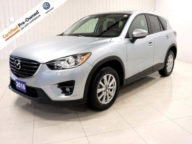 2016 Mazda CX-5 GS (Stk: J19040A) in Sault Ste. Marie - Image 1 of 26