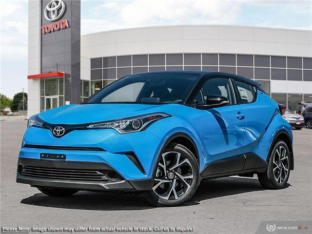 2019 Toyota C-HR Base (Stk: 219825) in London - Image 1 of 24