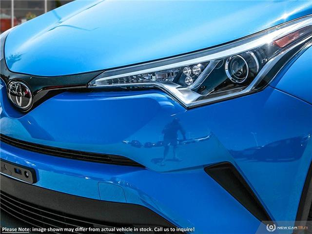 2019 Toyota C-HR Base (Stk: 219825) in London - Image 10 of 24