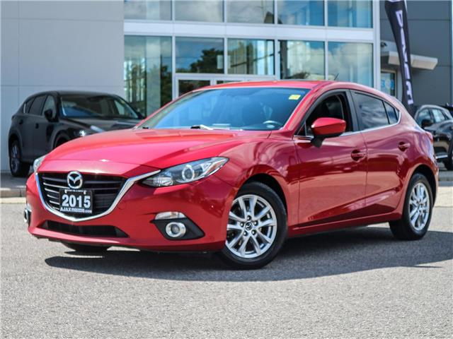 2015 Mazda Mazda3 Sport GS (Stk: P5219) in Ajax - Image 1 of 23
