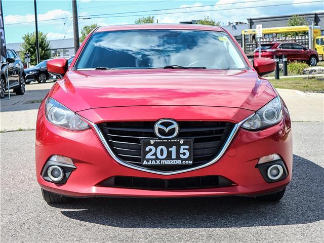 2015 Mazda Mazda3 Sport GS (Stk: P5219) in Ajax - Image 2 of 23