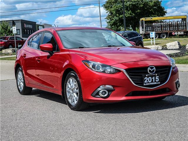 2015 Mazda Mazda3 Sport GS (Stk: P5219) in Ajax - Image 3 of 23