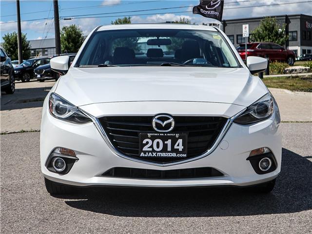 2014 Mazda Mazda3 GT-SKY (Stk: 19-1490A) in Ajax - Image 2 of 26