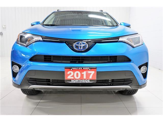 2017 Toyota RAV4 Hybrid LE+ (Stk: P5461) in Sault Ste. Marie - Image 2 of 23