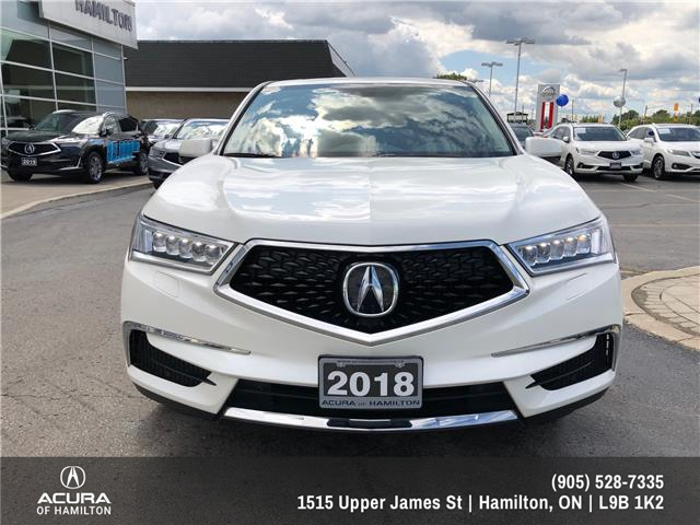 2018 Acura MDX Navigation Package (Stk: 1816890) in Hamilton - Image 2 of 30