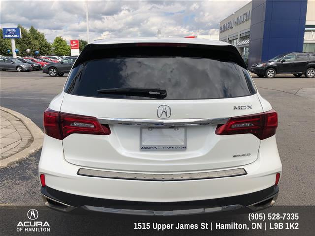2018 Acura MDX Navigation Package (Stk: 1816890) in Hamilton - Image 13 of 30
