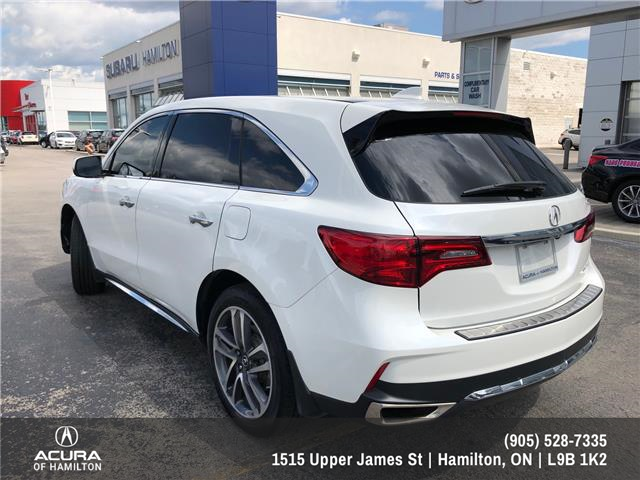 2018 Acura MDX Navigation Package (Stk: 1816890) in Hamilton - Image 26 of 30