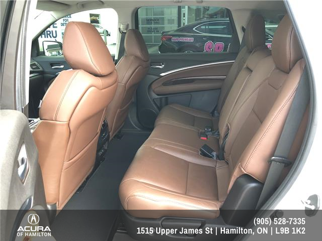 2018 Acura MDX Navigation Package (Stk: 1816890) in Hamilton - Image 10 of 30